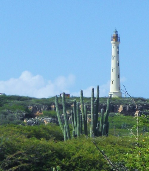 Aruba lighthouse