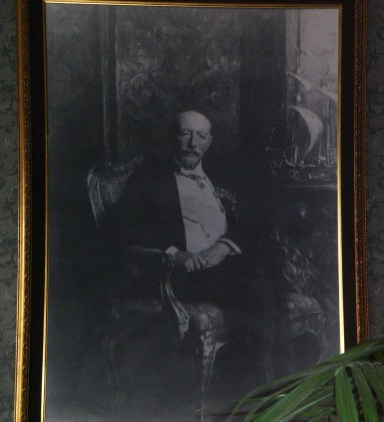 portrait of mr. stanley