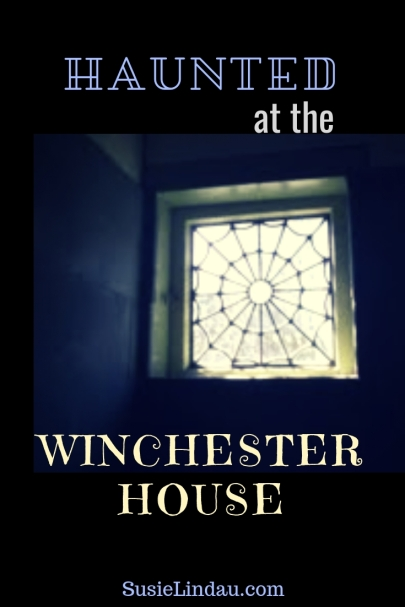 Haunted at the Winchester House. While taking a tour, I was unnerved and wasn't the only one! Click for goosebumps... Travel North America, Travel United States, Halloween, haunted places and spooky paranormal stories, #travel #halloween #hauntedplaces #Winchesterhouse #spooky