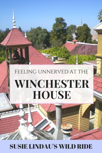 Unnerved at the Winchester House