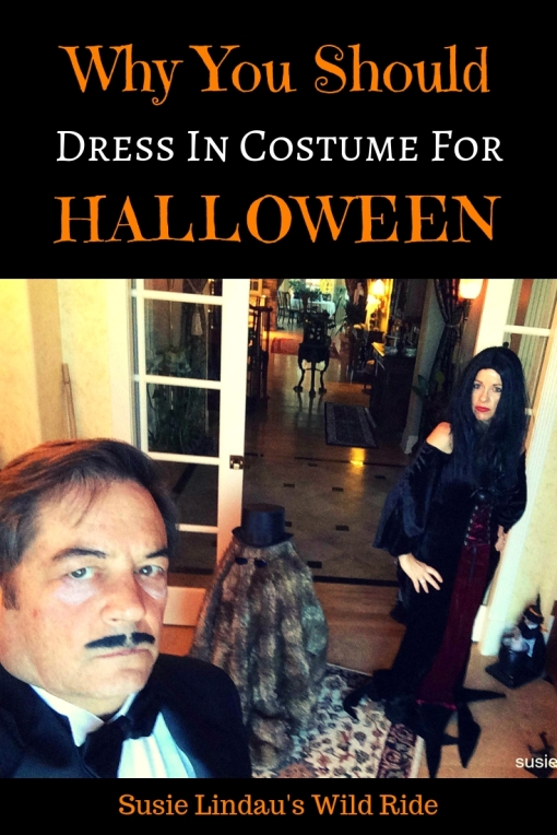 Dressing up in costume makes Halloween super special. Here are my top reasons why you should dress up this year! Holidays, Halloween stories, Lifestyle, celebrations #Halloween #costumes #addamsfamily