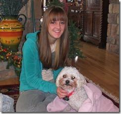 NY and Roxy Christmas 2008 094