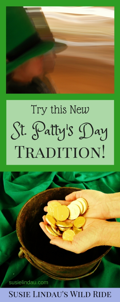 Try this new St. Patrick's Day Tradition! Click for a very simple and fun idea! Saint Patrick's Day fun, Culture, holidays, family traditions, tips #saintpatricksday #stpattys #stpattysday #stpatricksday #familytraditions