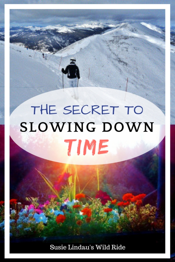 The Secret to Slowing Down Time. Click to find out how! Lifestyle, Wellness and self care, Positivity and inspiration, personal growth and development, Tips and life hacks