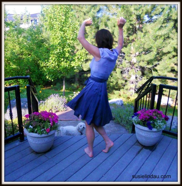 Dancing for Rain