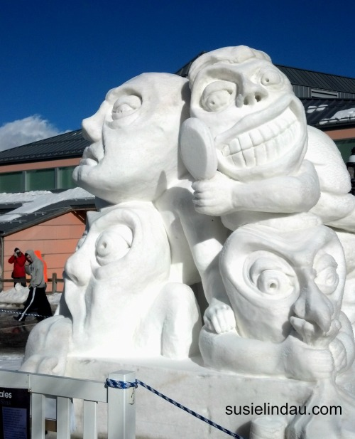 snow sculptures 3
