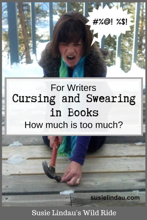 For Writers - Cursing and Swearing in Books. How much is too much? Writing tips and advice, Writing characters, novel writing ideas, blogging tips, creative writing #writingtips #writingnovels #creativewriting #writingcharacters