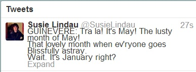 May Tweet