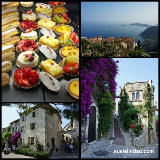 Collage Cote d'Azur 1