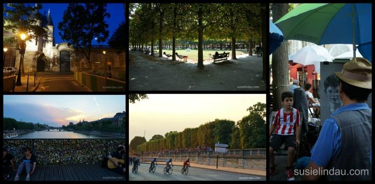 Collage Paris 1