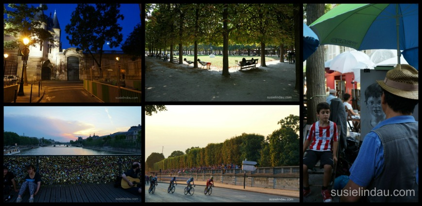Collage Paris 1
