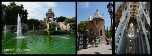 Spain Collage 2