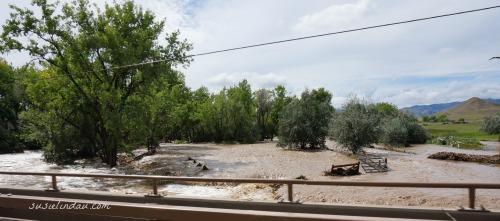63rd Street Boulder Flood