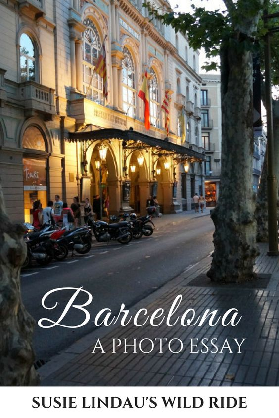 Barcelona travel tips and photos. Click for a fun-filled day in this artistic Spanish city. Travel Spain tips and advice, Europe destinations #travel #Spain #Barcelona #Bucketlist #photos