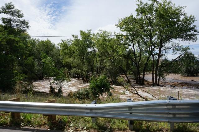 Boulder Flood 63rd Street 2