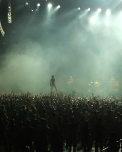 crowd surfing photo