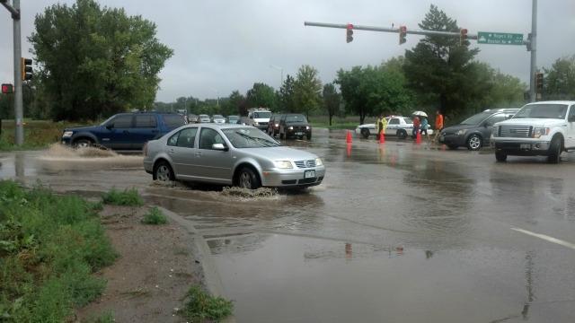 Hover Road St. Vrain Creek