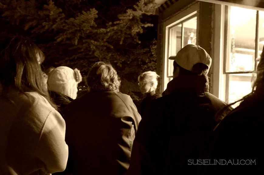 Breck haunted tour