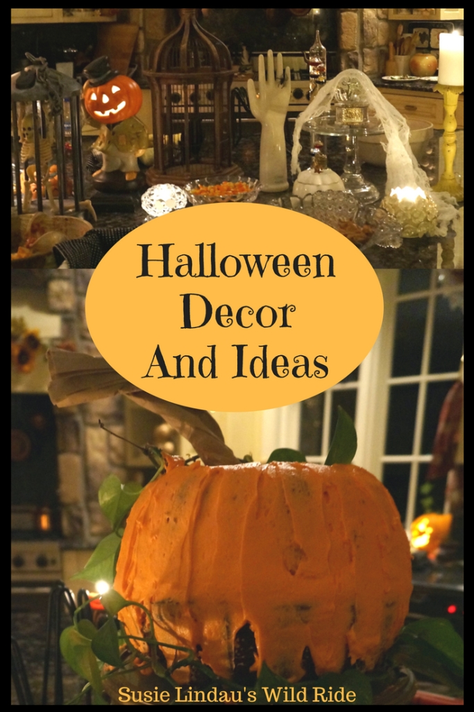 Halloween Decor and Ideas for your home and outdoors! Decorations, food, DIY, costumes #Halloween #HalloweenDecor