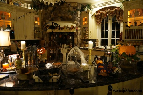 haunted kitchen