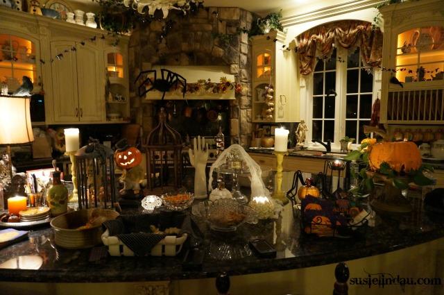 haunted kitchen
