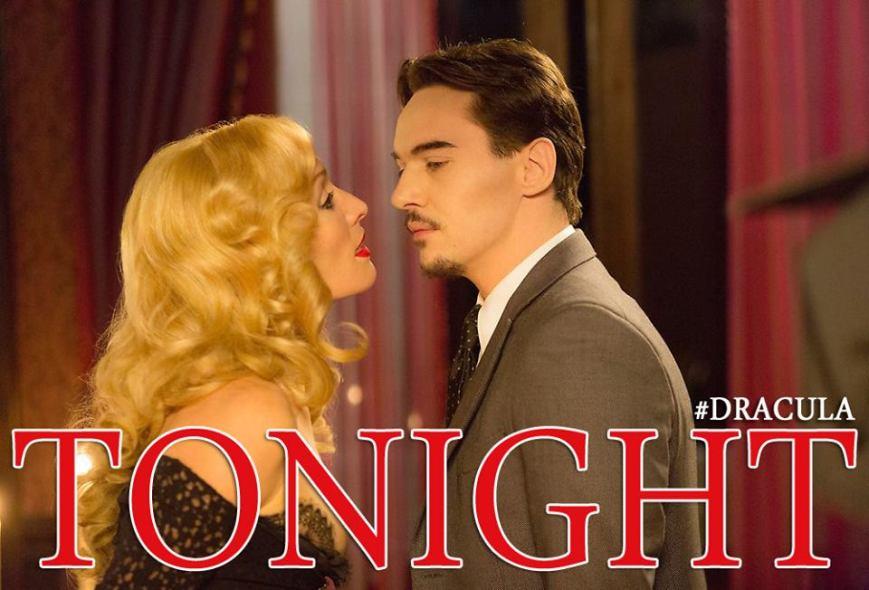 Dracula tonight