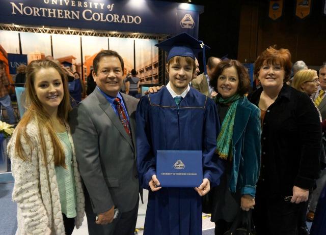 Kelly's graduation 2