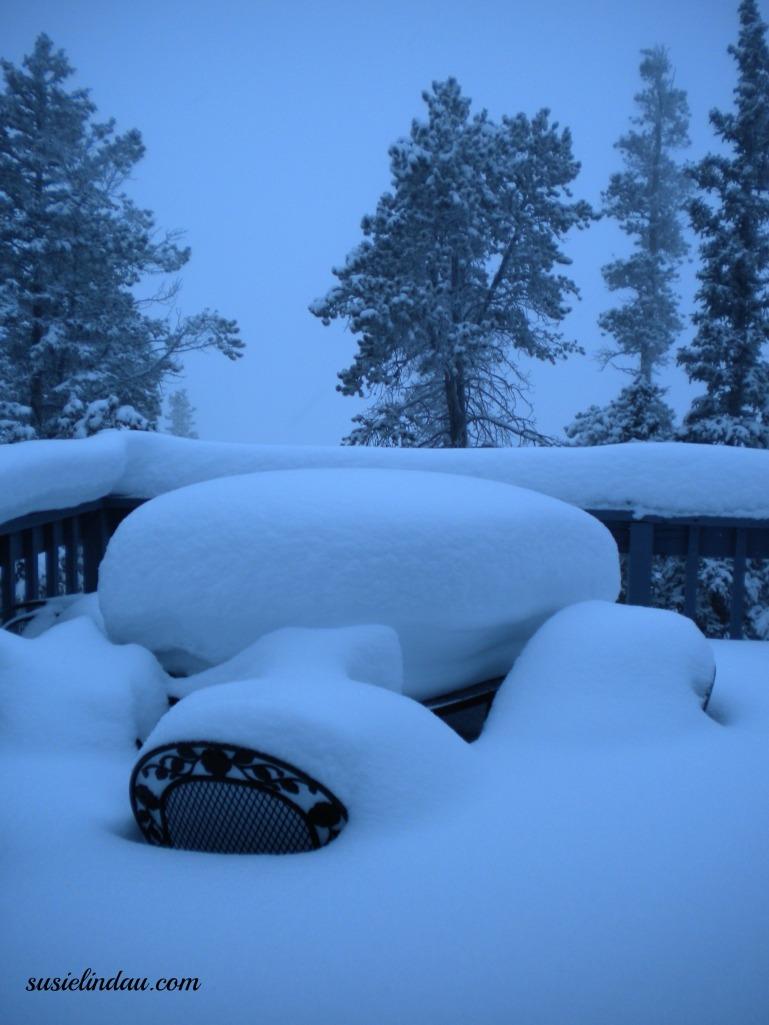 Breck snowstorm 2011