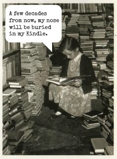 buried in books
