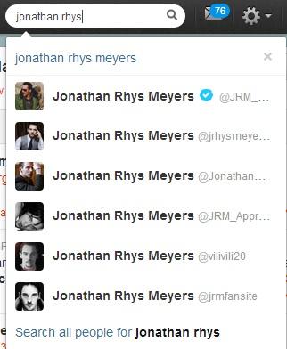 jonatthan rhys meyers twitter