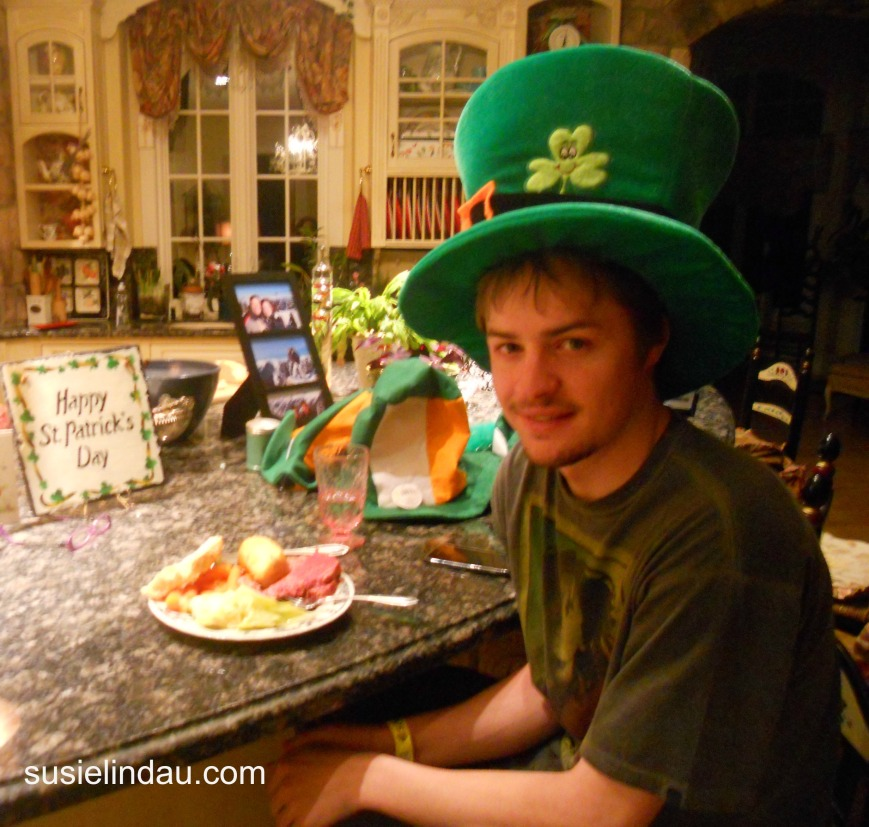An Irish Leprechaun