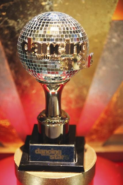 MIRROR BALL TROPHY
