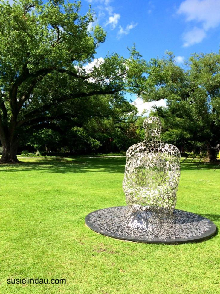 invisible man sculpture