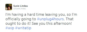 How to Unplug 4 Hours – It works!