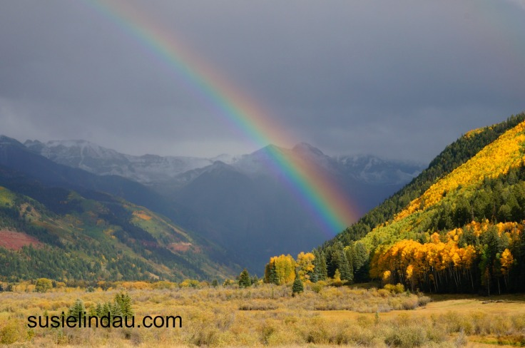 Telluride rainbow