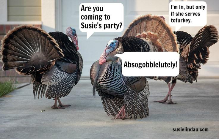 Wild Turkey party