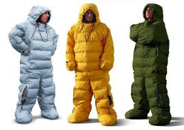 body sleeping bag