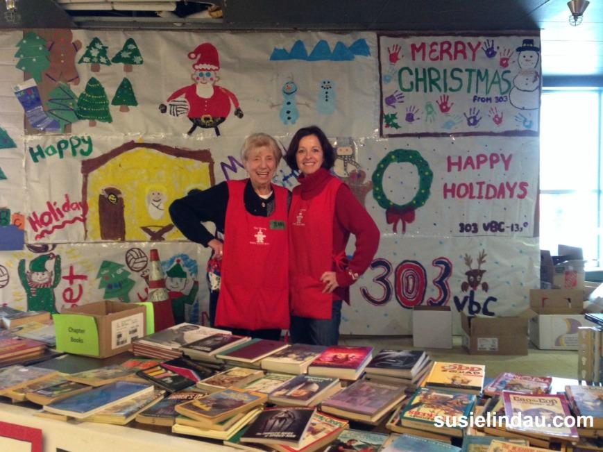 Denver Santa Shop Elves