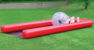 human bowling ball