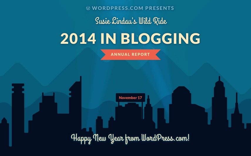 WordPress Annual Report 2014