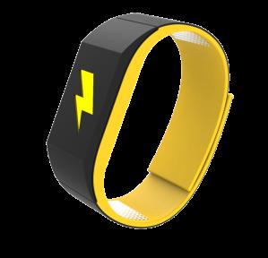 Pavlok shocking bracelet