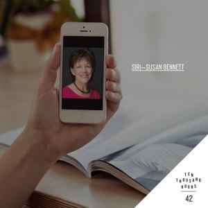 Siri and Susan Bennett