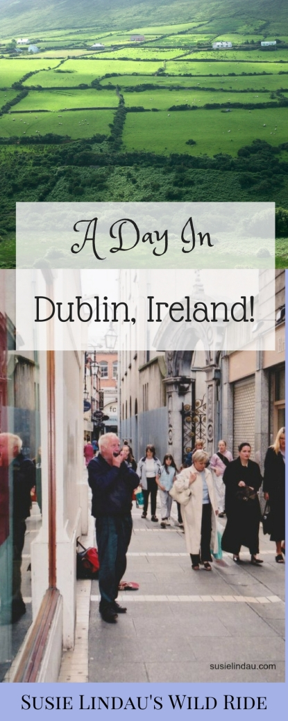 Heading to Dublin, Ireland? Here are my favorite tips so your day is especially grand! Travel tips and advice, travel Ireland, Things to do in Dublin, Ultimate travel bucket list, travel Europe destinations #travel #thingstodo #traveltips #dayindublin #ireland