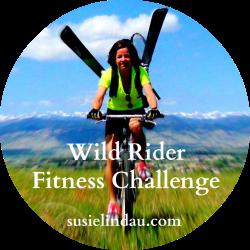 Outdoor adventure fitness challenge