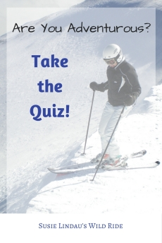 Are You Adventurous- Take the quiz