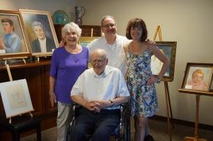 ed mccartan and family