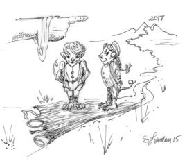 resolution illustration