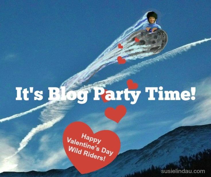 Valentine's Day Blog Party