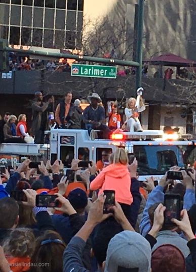 Trophy, Manning