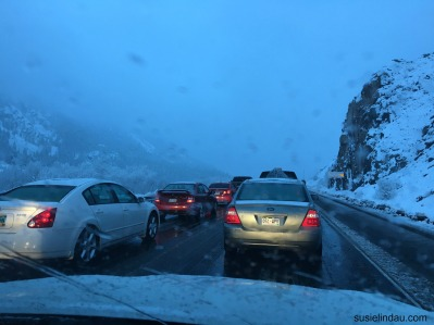 I-70 in snowstorm